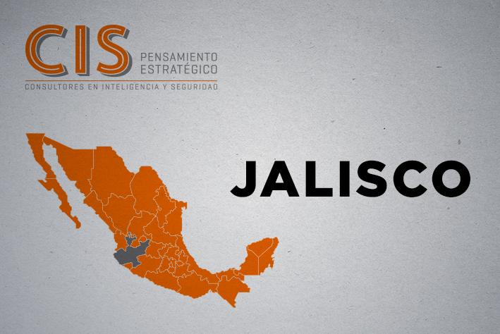 Crisis de seguridad en Jalisco