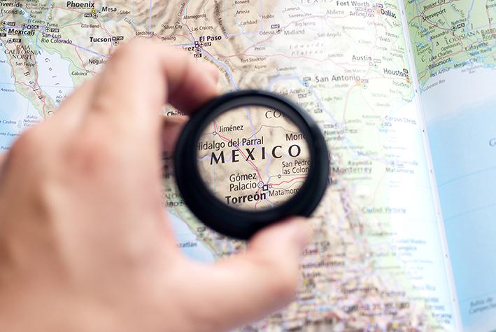 México: riesgos y amenazas 2014